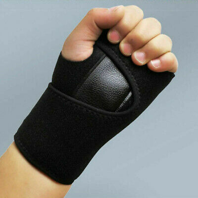 Left and Right Hand Wrist Brace Strap Splint Relieve for Carpal Tunnel Syndrome