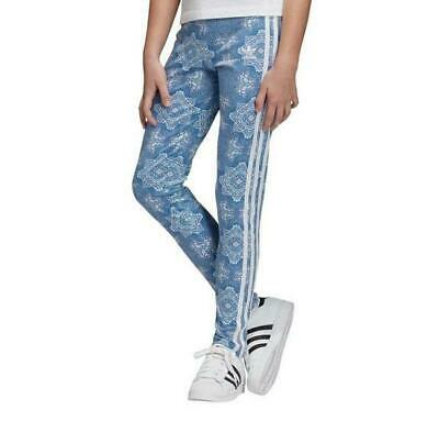 Girls Adidas Originals Culture Clash Leggings - Bnwt Age 7-14  Rrp Lowest Price!