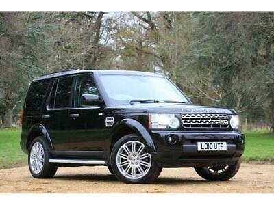 Land Rover Discovery 4 2010 3.0 TDV6 HSE