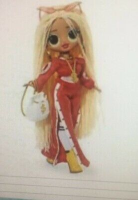 "In Hand LOL Surprise Series OMG MC SWAG 10"" Fashion Doll Big Sister Clothing HTF"