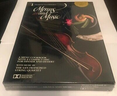 Menus And Music: Music by the San Francisco String Quartet (Boxed Set)