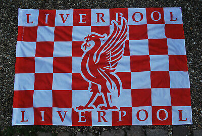 officail LFC product large Liverpool FC  banner flag