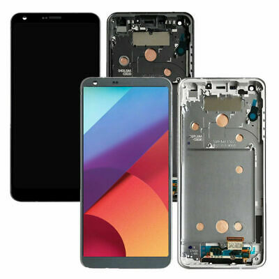 OEM LG G6 LCD Display Touch Screen Digitizer + Frame H871 H872 LS993 US997 VS988