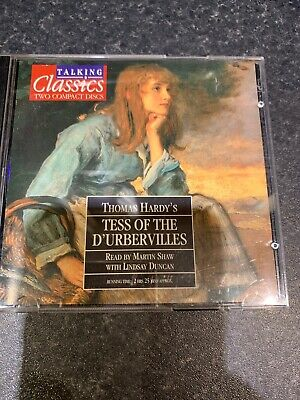 Thomas Hardy - Tess of the D'urbervilles (2 CD A/Book 1994) Talking Classics 1
