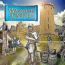 2 WARWICK CASTLE  TICKETS Friday  20 th September 2019 20/09/19