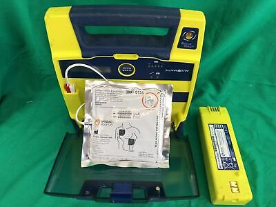 Cardiac Science Powerheart G3 AED Automatic with bag, battery and pad