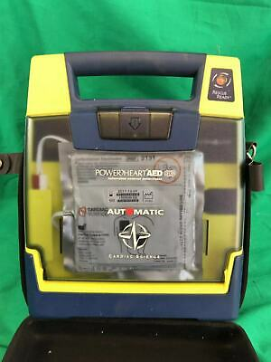 Cardiac Science Powerheart G3 AED Automatic w/o battery