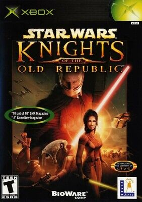 Star Wars: Knights of the Old Republic - Original Xbox Game - Game Only