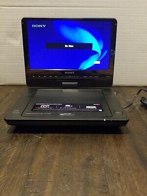 SONY Portable DVD player - DVP-FX930 (Excellent Condition)