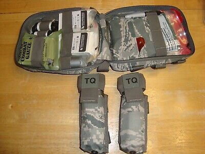 Brand New Joint First Aid Kit (JFAK) - Better Than Individual Kit!  Med Supplies