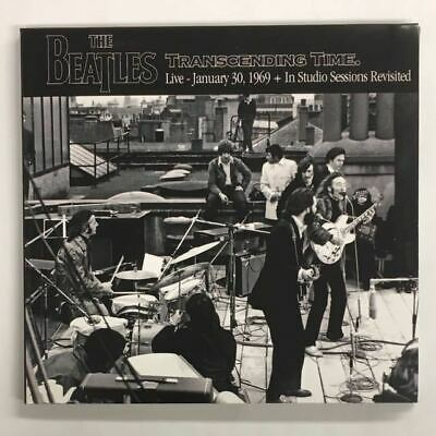 The Beatles Transcending Time Live & Studio Sessions Cd Get Back / Let It Be