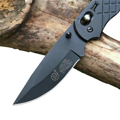 Folding Knife Tactical Survival Knives Hunting Camping Blade Military Survival