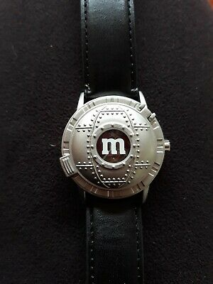 M&M Time Machine Watch - Collectable Limited edition
