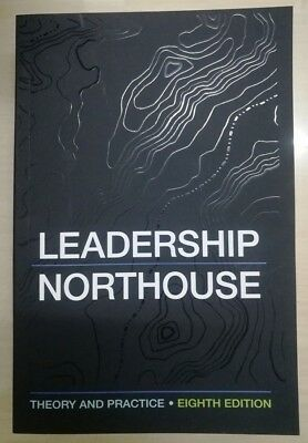 3rd day Delivery - Leadership : Theory & Practice by Northouse (8th Ed, 2018)