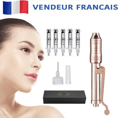 Hyaluron Pen Gun Non Invasive Anti-Age Wrinkle Removal Water Syringe Injection