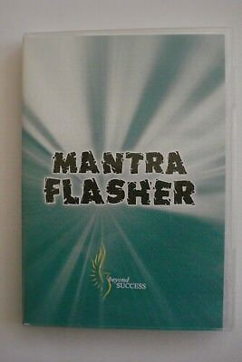 + Mantra Flasher [Pc Cd-Rom] - Messages Straight Into Your Subconscious [New]