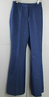 H&M Blue Boot Cut Trousers UK6 EUR 32  RRP £24.99 New With Tags