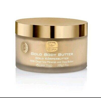 kedma Gold body butter  200g