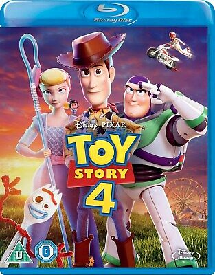 Toy Story 4 [Blu-ray] RELEASED 21/10/2019