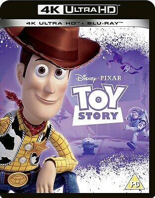 Toy Story (4K Ultra HD + Blu-ray) [UHD] RELEASED 21/10/2019