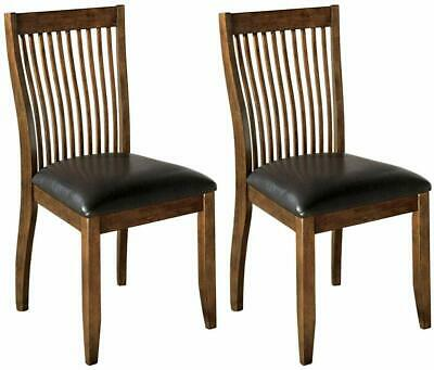 Professional Set of 2  Stuman Dining Side Chair - Comb Back - Good Quality