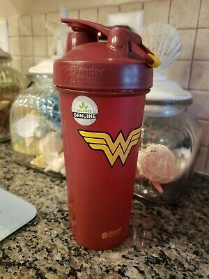 Blender Bottle Special Edition DC Comics Wonder Woman 28 oz