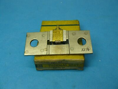 Square D DD185 Thermal Overload Relay Heater Element New