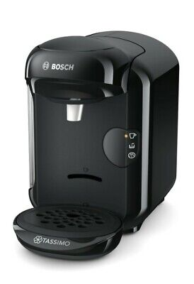 Bosch Tassimo TAS1253GB / TAS1403GB Vivy 2 Hot Drinks Coffee Machine 1300w Black