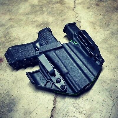 "Glock 19X - ""ARSENAL"" Appendix IWB Kydex Concealed Carry Holster"