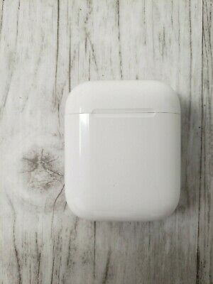 Apple Airpods OEM Charging Case Genuine Replacement Charger Case + Cable Only