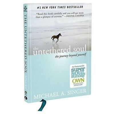 The Untethered Soul: The Journey Beyond Yourself, Singer, Michael A., Good Book