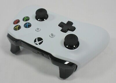 Microsoft Xbox One Wireless Controller White 1708 - Tested- Excellent Condition!