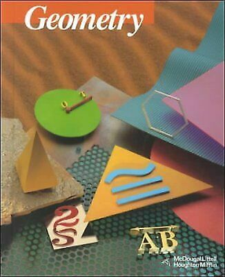 Geometry by Brown Jergensen, Richard G. Brown, John W. Jurgensen