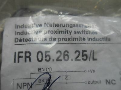 (Q3-3) 1 Baumer Electric Ifr 05.26.25/L Inductive Proximity Switch