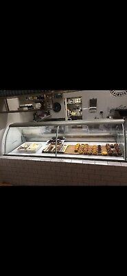 Deli display fridge One Only Fully Serviced As New