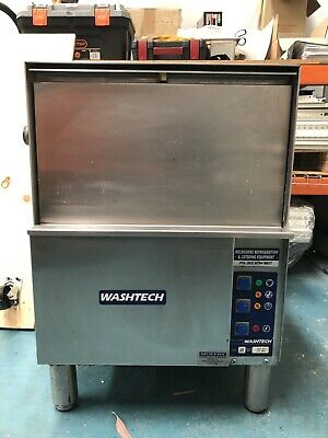 Commercial Washtech Glass Washer