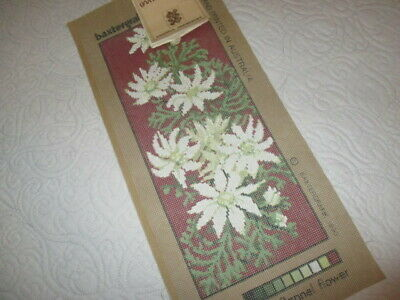 Tapestry Needlepoint Canvas Australian Wildflower By Baxtergrafik. Never Worked