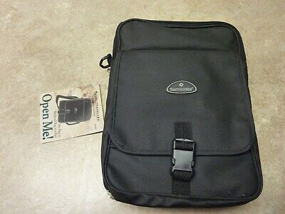Samsonite Royal Traveller #D201 Two in One - Day to Duffle Bag Black New w/Tags