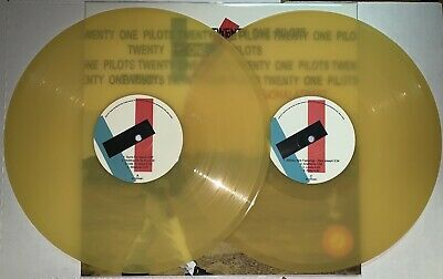 Twenty One Pilots, Regional At Best, 180 Gram Yellow Colored Vinyl 2Lp