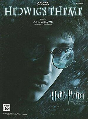 Hedwig's Theme (from Harry Potter and the Half-Blood Prince): Five Finger Piano,