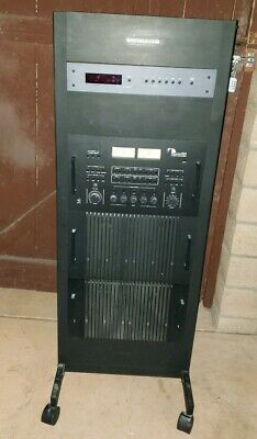 Nakamichi System One Timer and Rack