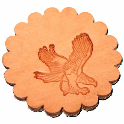 3-D Eagle Leathercraft Stamp Right 88301-00