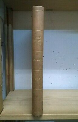 Bound Set: The Architectural Review: Illustrated Journal: Vol 109: Jan-June 1951