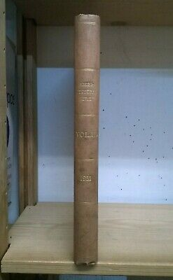 Bound Set: The Architectural Review: Illustrated Journal: Vol 110: July-Dec 1951