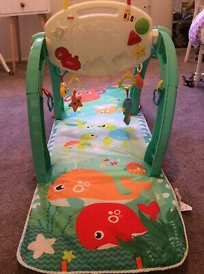 Fisher Price  Playmat With Music Centre