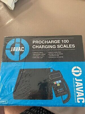 Javac - Procharge 100 Charging Scales. No reserve. Brand new, never used.