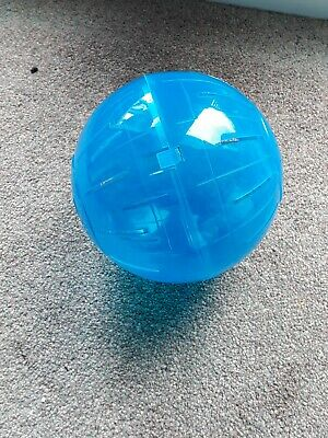 Small Pet blue Exercise Ball