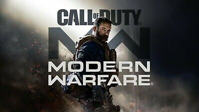 Call of Duty: Modern Warfare Early Access Codes (PS4 Codes)