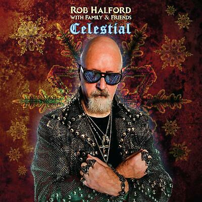 Rob Halford With Family & Friends - Celestial Vinyl Lp New (18Th Oct)