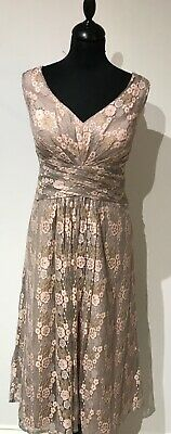 NEW SEASON Veromia Mother Of The Bride/groom Outfit Size 20 Blush Pink.
